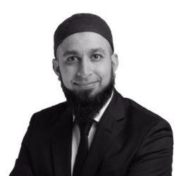 Speaker - Dr Jameel Gardee